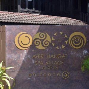 Ayer Hangat Village Лангкави