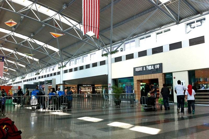 лангкави международный аэропорт