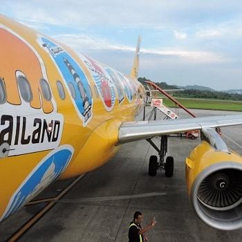 Международный аэропорт на острове Лангкави