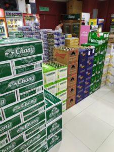 пиво и алкоголь на Лангкави