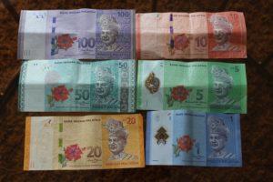 Валюта Лангкави