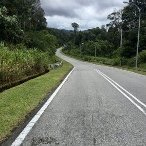дороги в азии