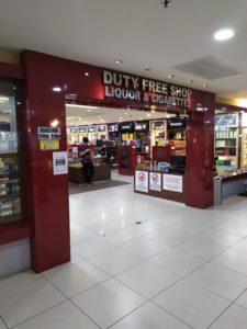 duty free на Лангкави