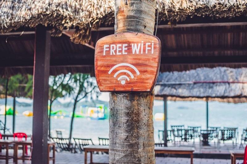 интернет в отелях лангкави