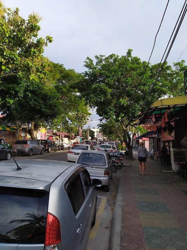населенные пункты на лангкави