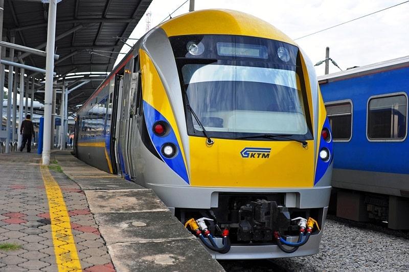 как добраться из куала лумпур на лангкави на поезде