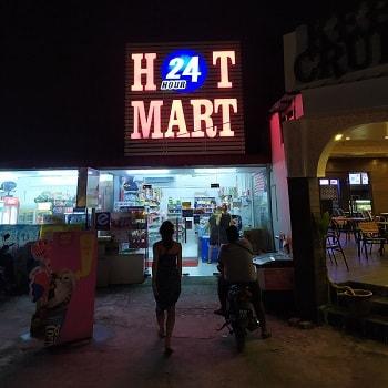 магазины, duty free и алкоголь на Лангкави