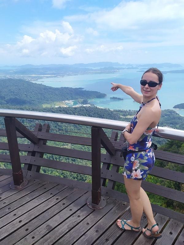 Небесный мост на Лангкави
