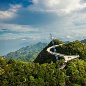 Небесный мост Sky Bridge