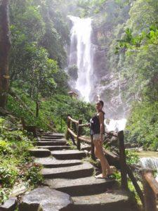 Темурун водопад Лангкави