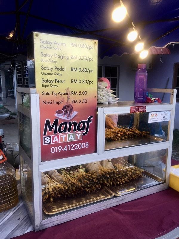 рынок ночной на лангкави