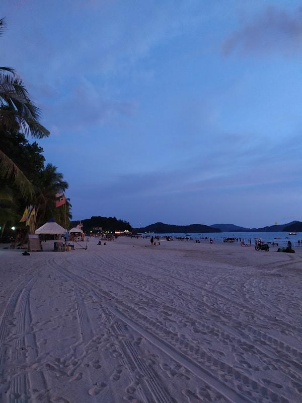лучшие пляжи лангкави