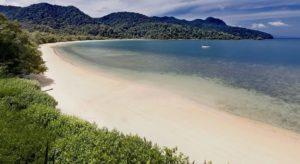 пляж лангкави Датай