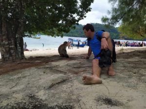 Пулау Берас Басах island hopping