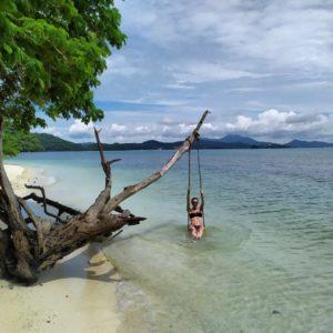 пляжи на необитаемых островах лангкави