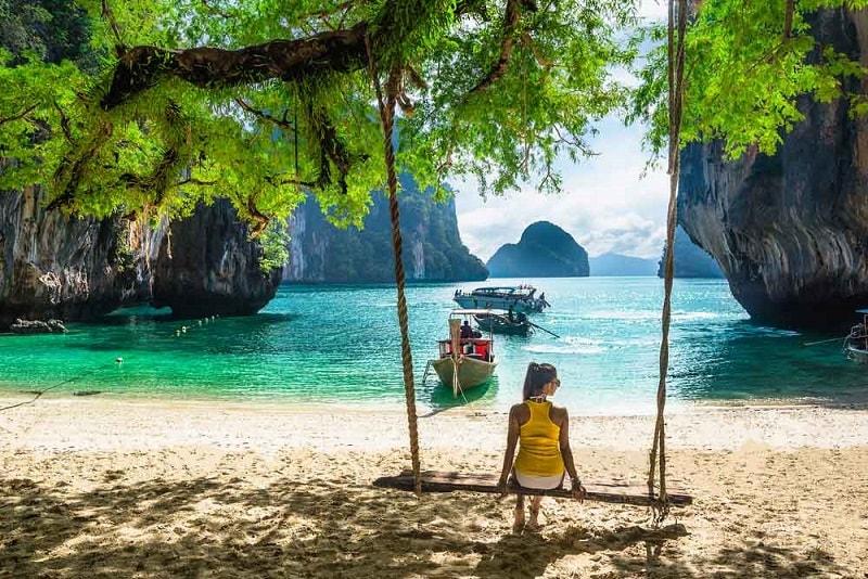 куда можно уплыть/улететь/уехать с Лангкави