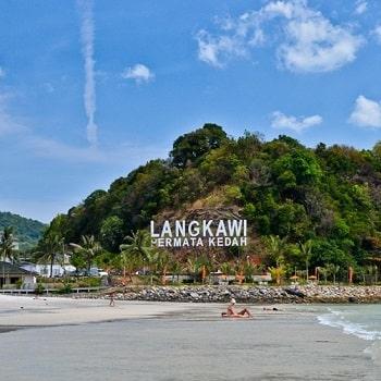 остров лангкави на политической карте мира