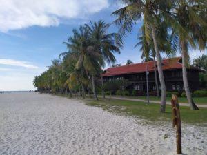Пляж Ченанг возле отеля Меритус