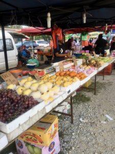 фрукты на лангкави