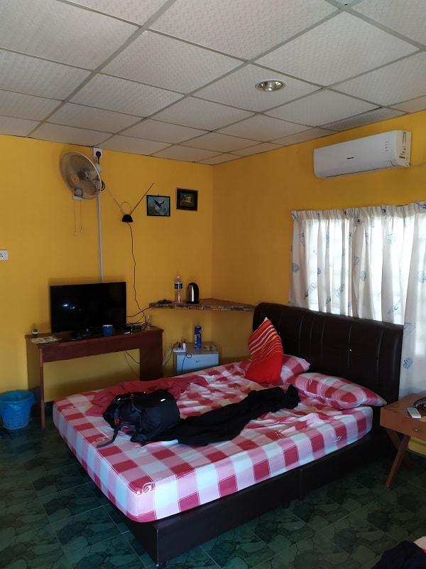 2* отель на Лангкави