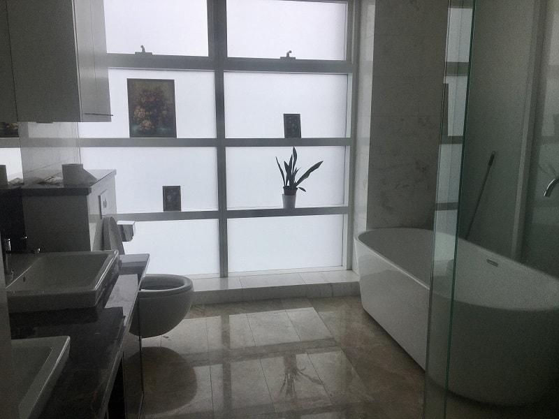ванная отеля лангкави