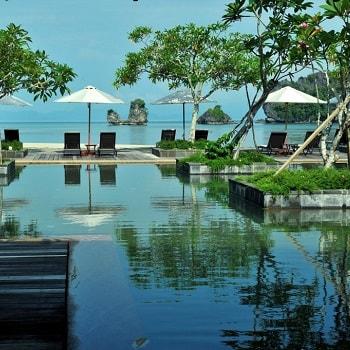 отели на Лангкави