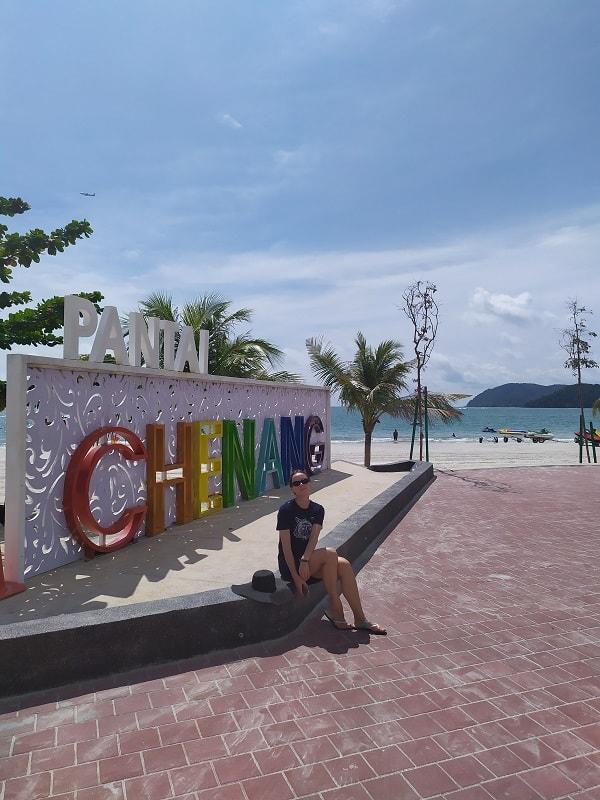 Лучший пляж Лангкави Ченанг