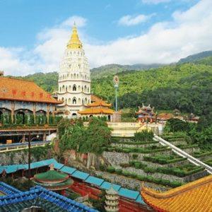 Как добраться с Лангкави на Пинанг (Пенанг)