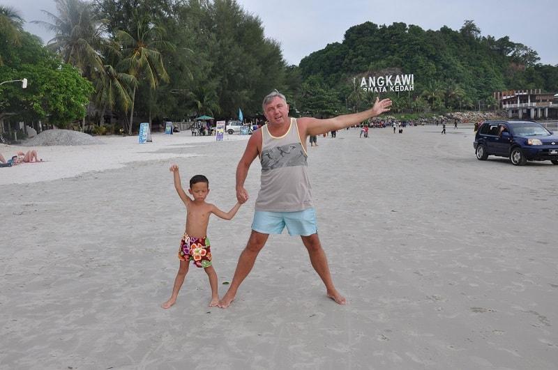 отдых в малайзии с детьми