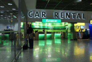 прокат авто в аэропорту