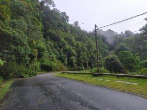 дорога на Гунунг Райя