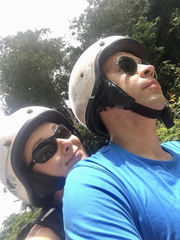 прокат скутера на лангкави