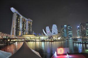 Лангкави - Сингапур