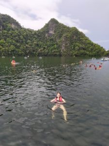 озеро беременной девы лангкави