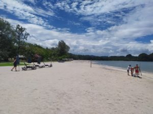 пляжи на лангкави