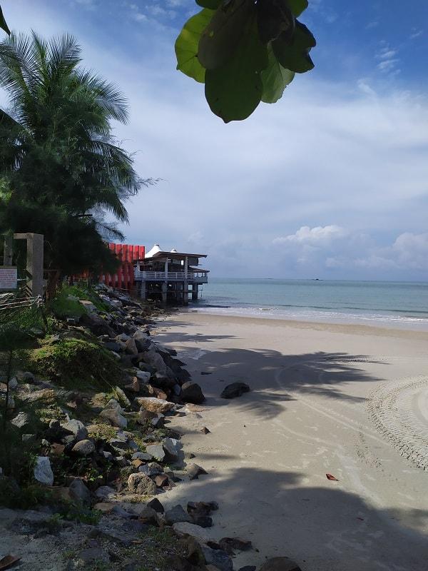 пляж Ченанг (Сенанг)