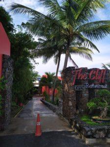 ресторан на пляже Chenang Сенанг