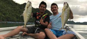 рыбалка лангкави