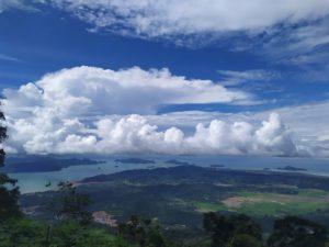 самая высокая точка Лангкави
