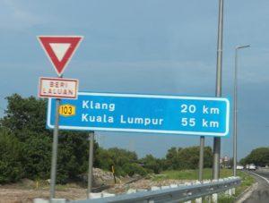 Язык малайзии