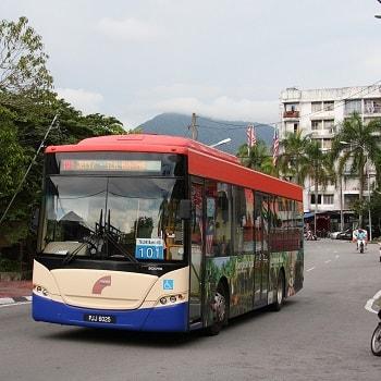 виды транспорта на лангкави