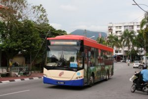 транспорт на лангкави