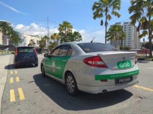 Граб такси Лангкави