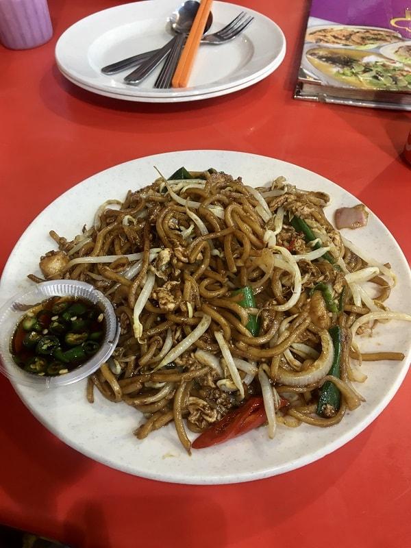 национальная еда лангкави