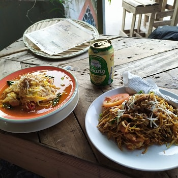 национальная кухня лангкави