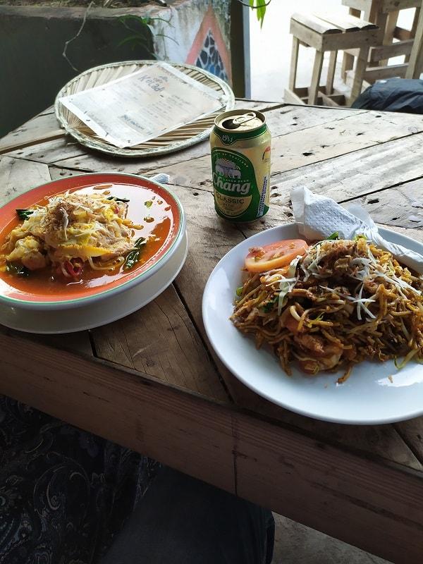 еда лангкави где поесть