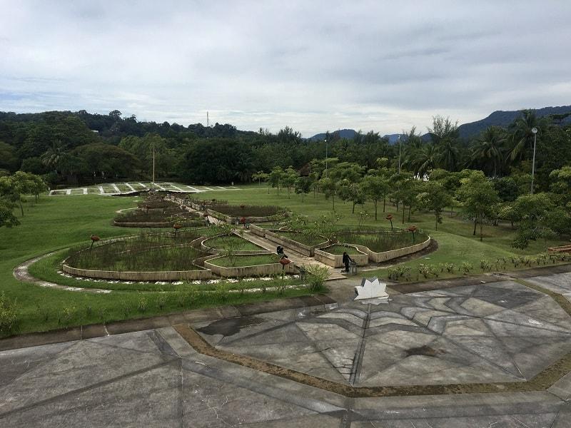 парк легенд на лангкави
