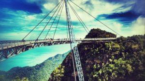 достопримечательность лангкави небесный мост