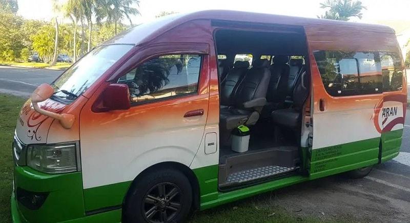 прокат авто с водителем малайзия