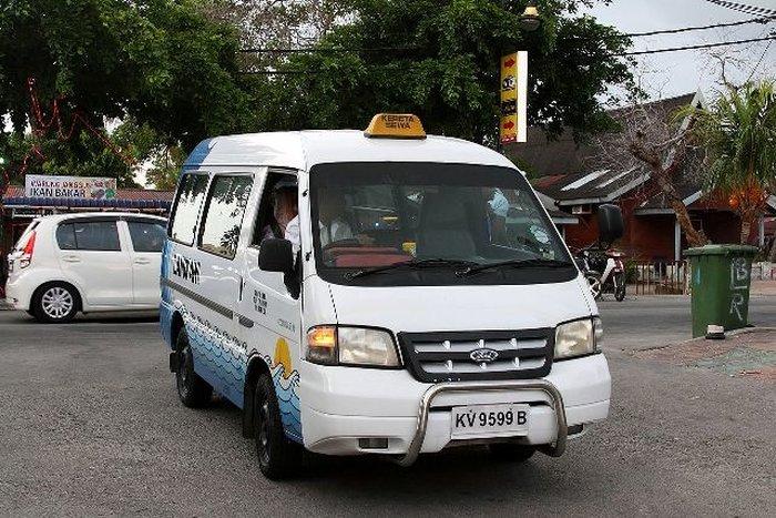 транспорт лангкави